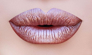 LGM14 METALLIC LONG WEAR MATTE LIP GLOSS - CARAMEL