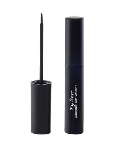 Black Eyeliner Waterproof With Vitamin E