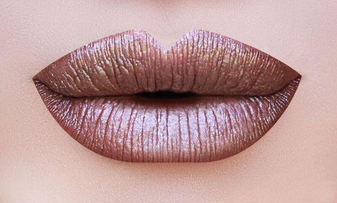 LGM06 METALLIC LONG WEAR MATTE LIP GLOSS - LACE