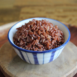 PURE THAI 有機認證紅茉莉香米 CERTIFIED ORGANIC RED JASMINE RICE