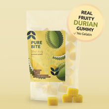 PURE BITE 真果肉榴蓮軟糖   PURE BITE REAL FRUITY DURIAN GUMMY