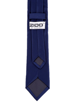 Zido Tie for Men TPLS090