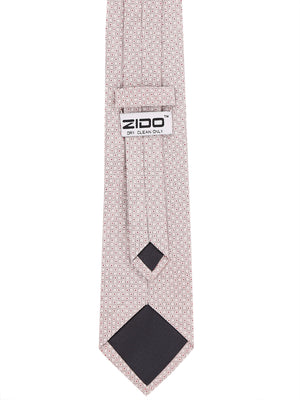 Zido Tie Cufflink Pocket Square Combos for Men TCP147