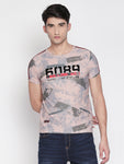 ZIDO Printed Men's T-Shirt  RNPRT7322