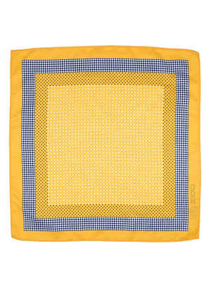 Zido Pocket Square for Men PSQ212