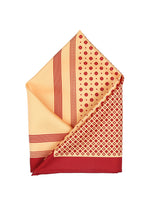 Zido Pocket Square for Men PSQ216