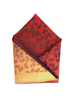 Zido Pocket Square for Men PSQ219