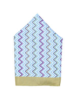 Zido Pocket Square for Men PSQ223