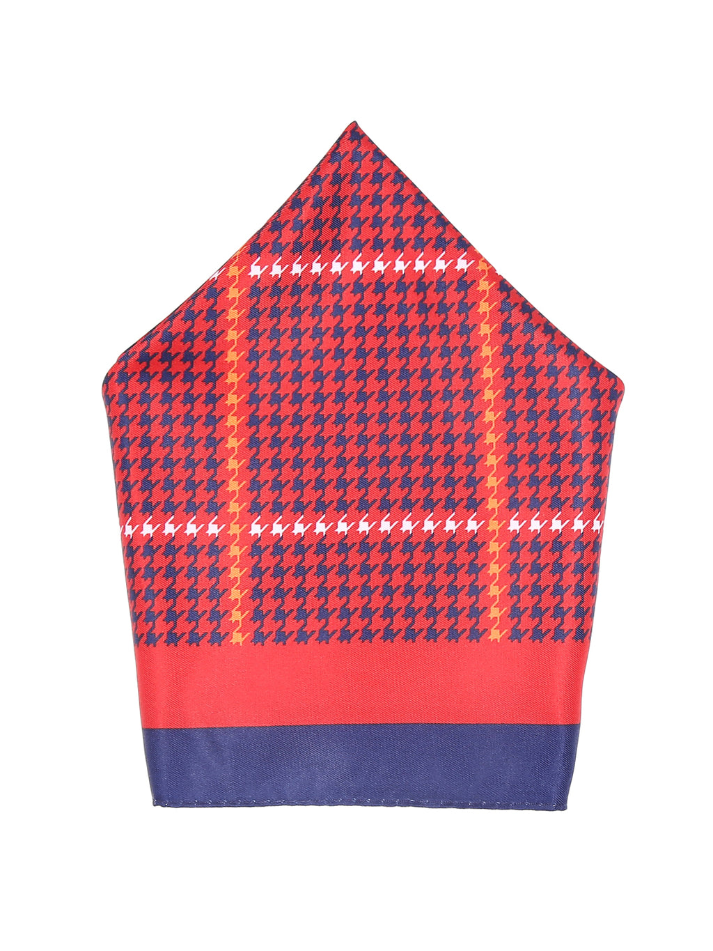 Zido Pocket Square for Men PSQ226
