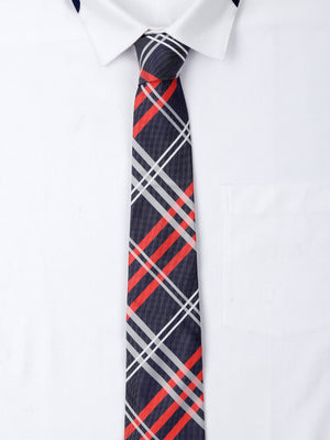 Zido Tie for Men TJQ229