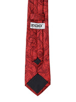 Zido Tie for Men TJQ230