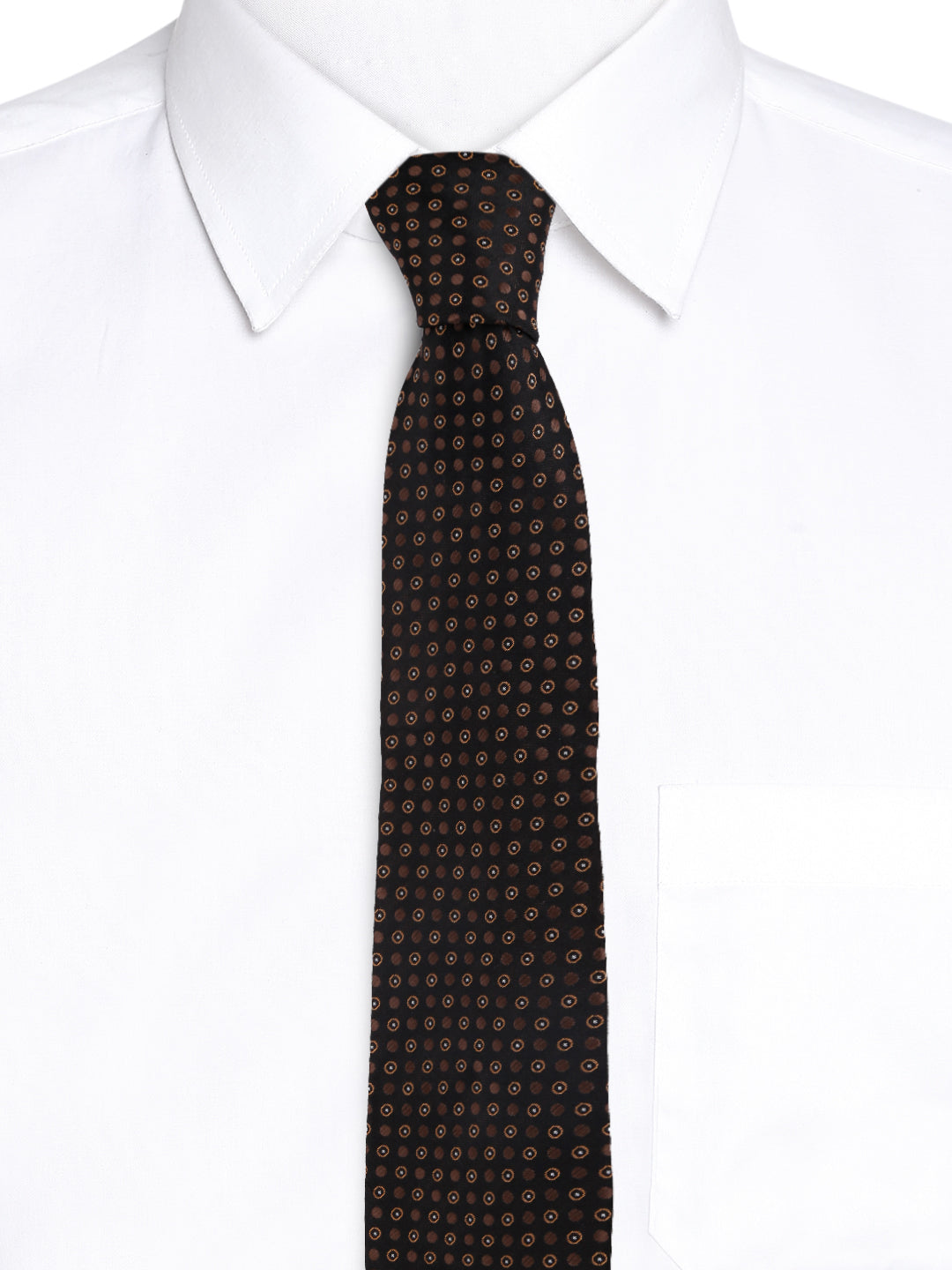 Zido Tie for Men TJQ247