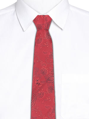 Zido Tie for Men TJQ269