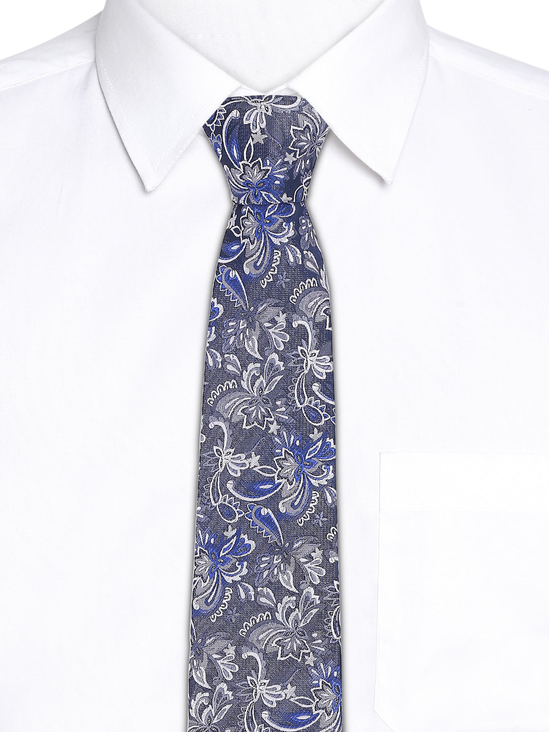 Zido Tie for Men TJQ271