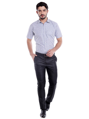 ZIDO Blended Striped Shirt for Men's SH5143