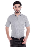 ZIDO Blended Striped Shirt for Men's SH5144