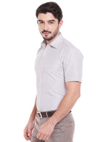 ZIDO Blended Striped Shirt for Men's SH5146