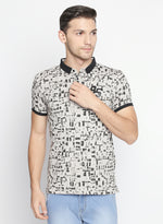 ZIDO Printed Men's T-Shirt TPRT604