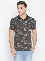 ZIDO Printed Men's T-Shirt TPRT607