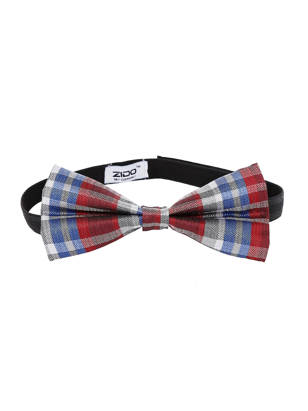Zido Bow Tie for Men BJQ704