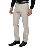 Zido Men'S Slim Fit  Formal Trouser ZI15080