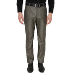 Zido Men'S Slim Fit  Formal Trouser ZI15078