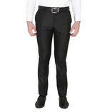 Zido Men's Slim Fit Regular  Formal Trouser - Pant ZI15086