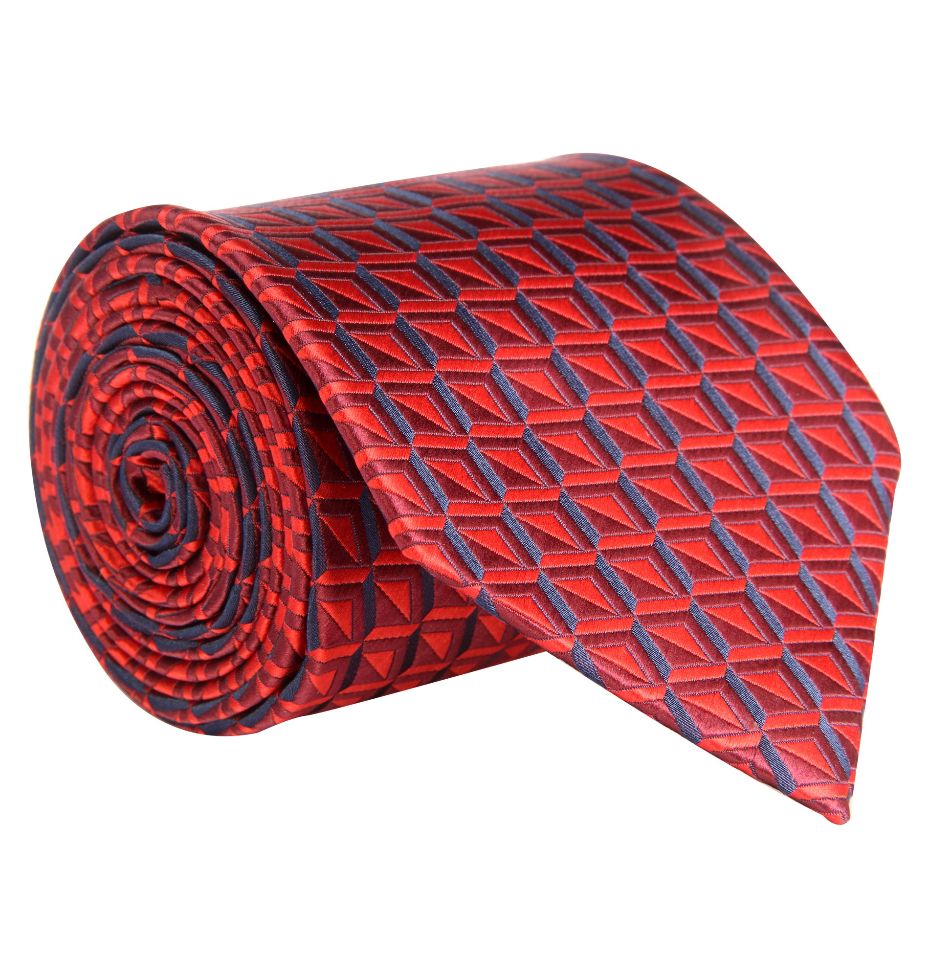 Zido Tie for Men TJQ026