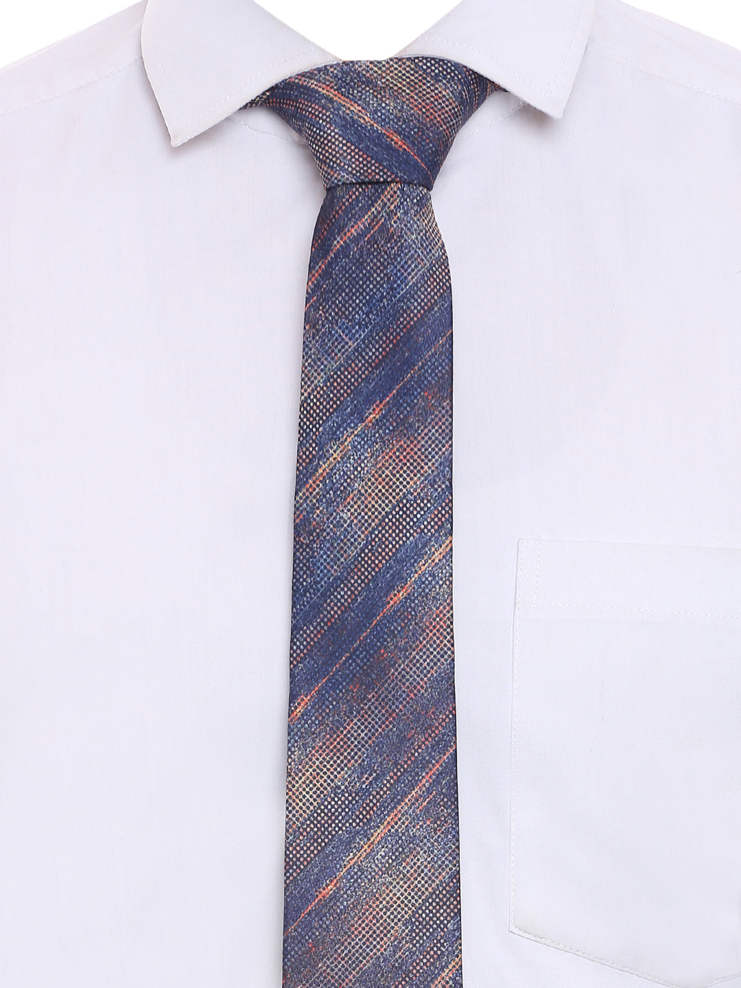 Zido Tie for Men PRT185