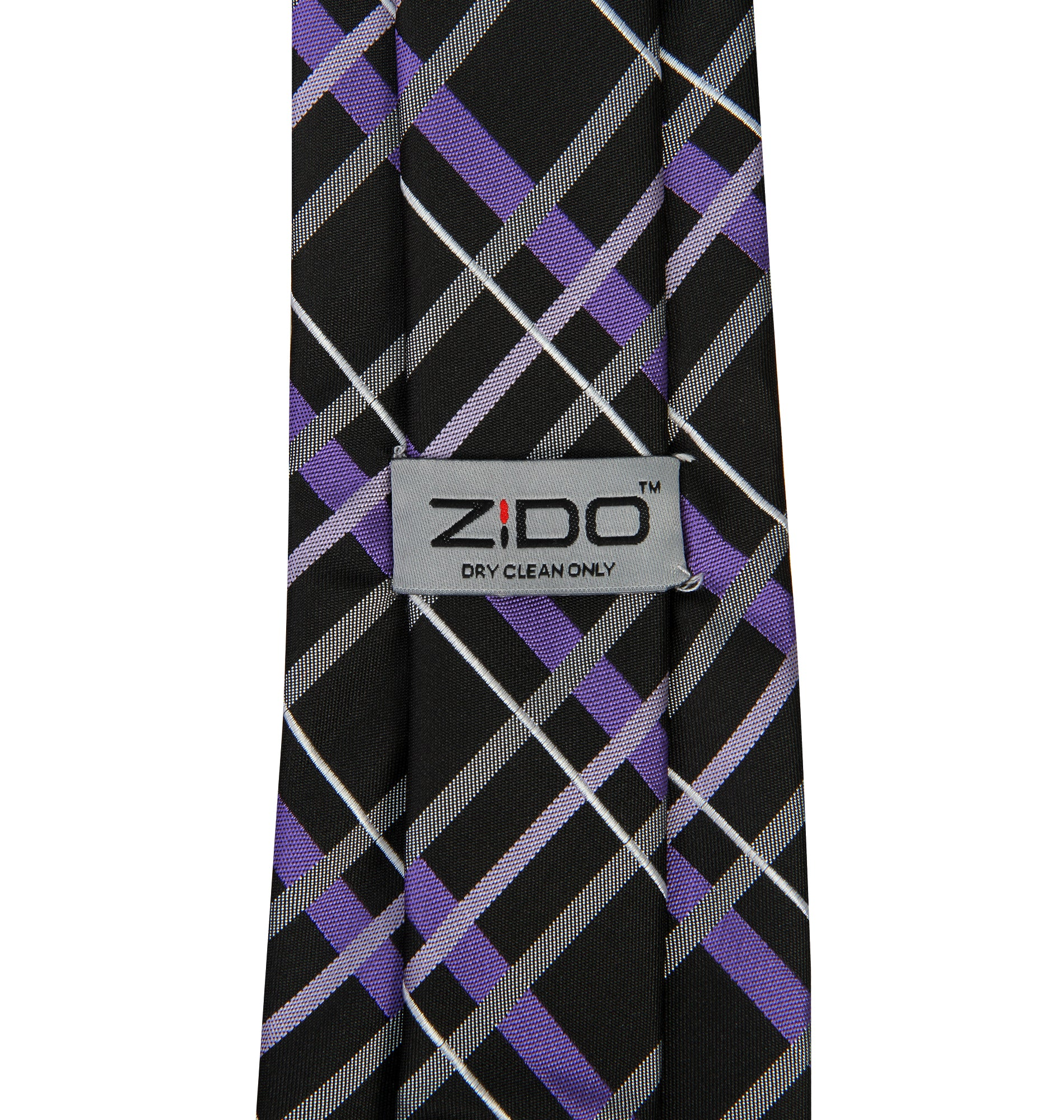 ZIDO Tie for Men TJQ007