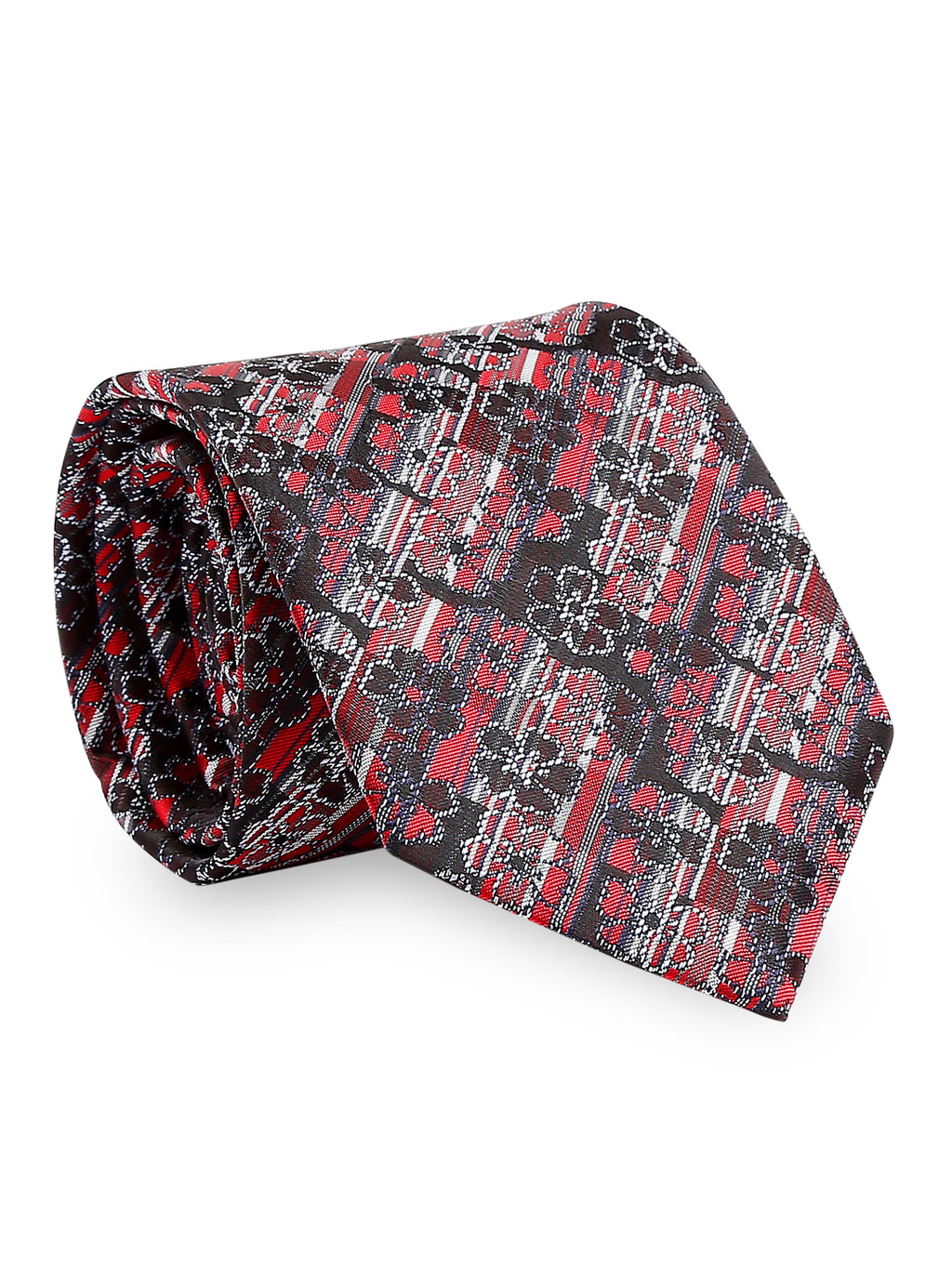 Zido Tie for Men TJQ287