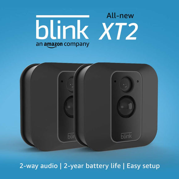 Blink XT2 - Second generation blink camera Indoor/outdoor