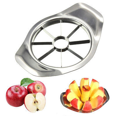Kitchen Apple Corer Divider Slicer Cutting Tool Fruit Gadget