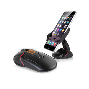 One Touch Car Mount Windshield Mobile Dashboard Holder Phone Bracket Samsung and Android -for iPhone 6/6/6plus Samsung HTC Android Phones.