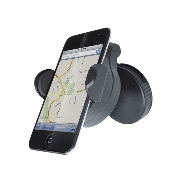 Dash-View Universal Windshield Mobile Car Holder Handsfree Smartphone Stand