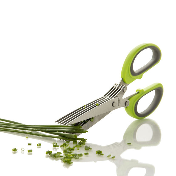 Super Kitchen Herb Chopping Scissors