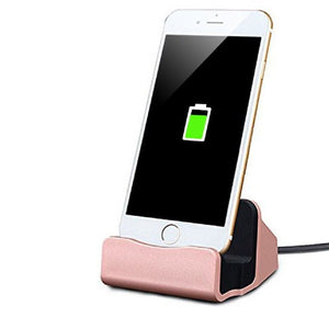 iPhone Charger Docking Station Charge and Sync Stand iPhone 7/7Plus iPhone 6/6Plus/6s iPhone 5/5Plus/5s ip