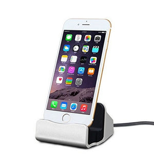 iPhone Charger Docking Station Charge and Sync Stand iPhone 7/7Plus iPhone 6/6Plus/6s iPhone 5/5Plus/5s ipad
