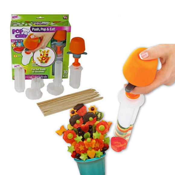 Pop Chef Fruit Shape Popper