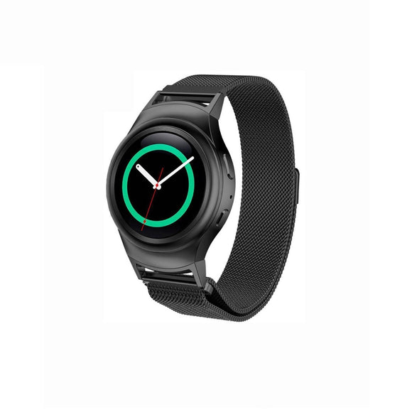 Samsung Gear S2 Milanese Magnetic Loop Stainless Steel Watch Strap