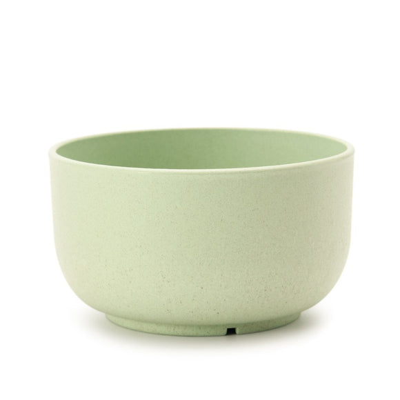 Green Eco Friendly Healthy Wheat Straw Plastic Bowl for Soup Popcorn Fruit Salad