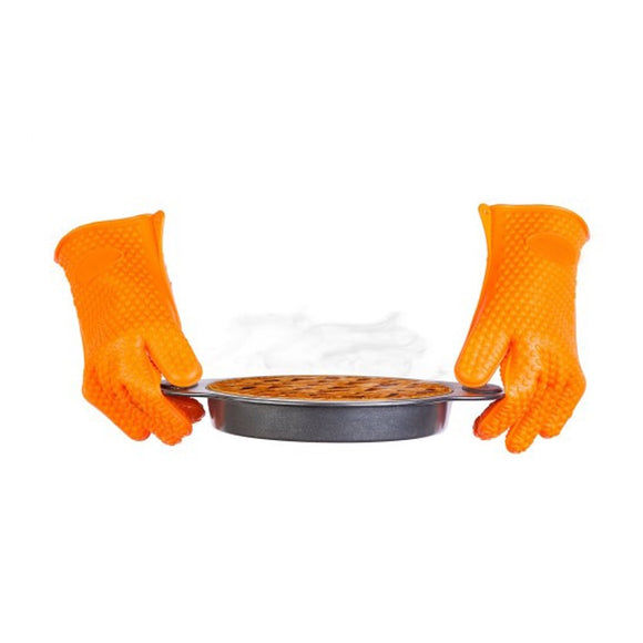 Kitchen Tool Heat-resistant Mitt Glove (1 pair)