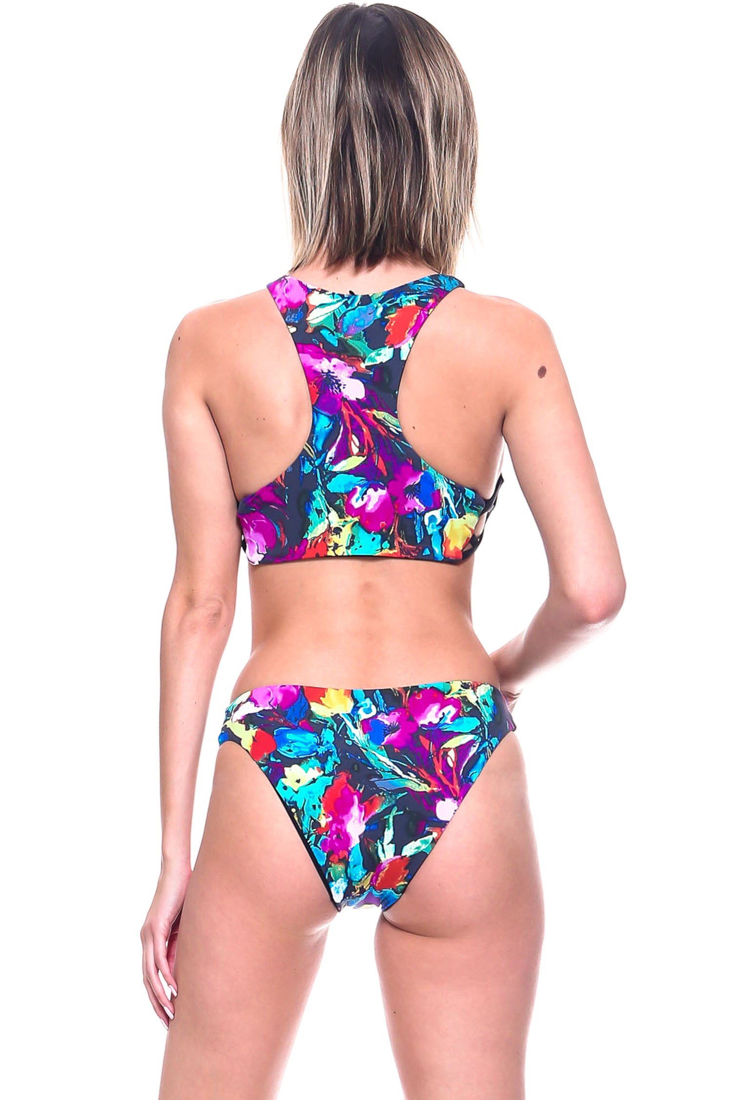 Isla Floral Reversible Set
