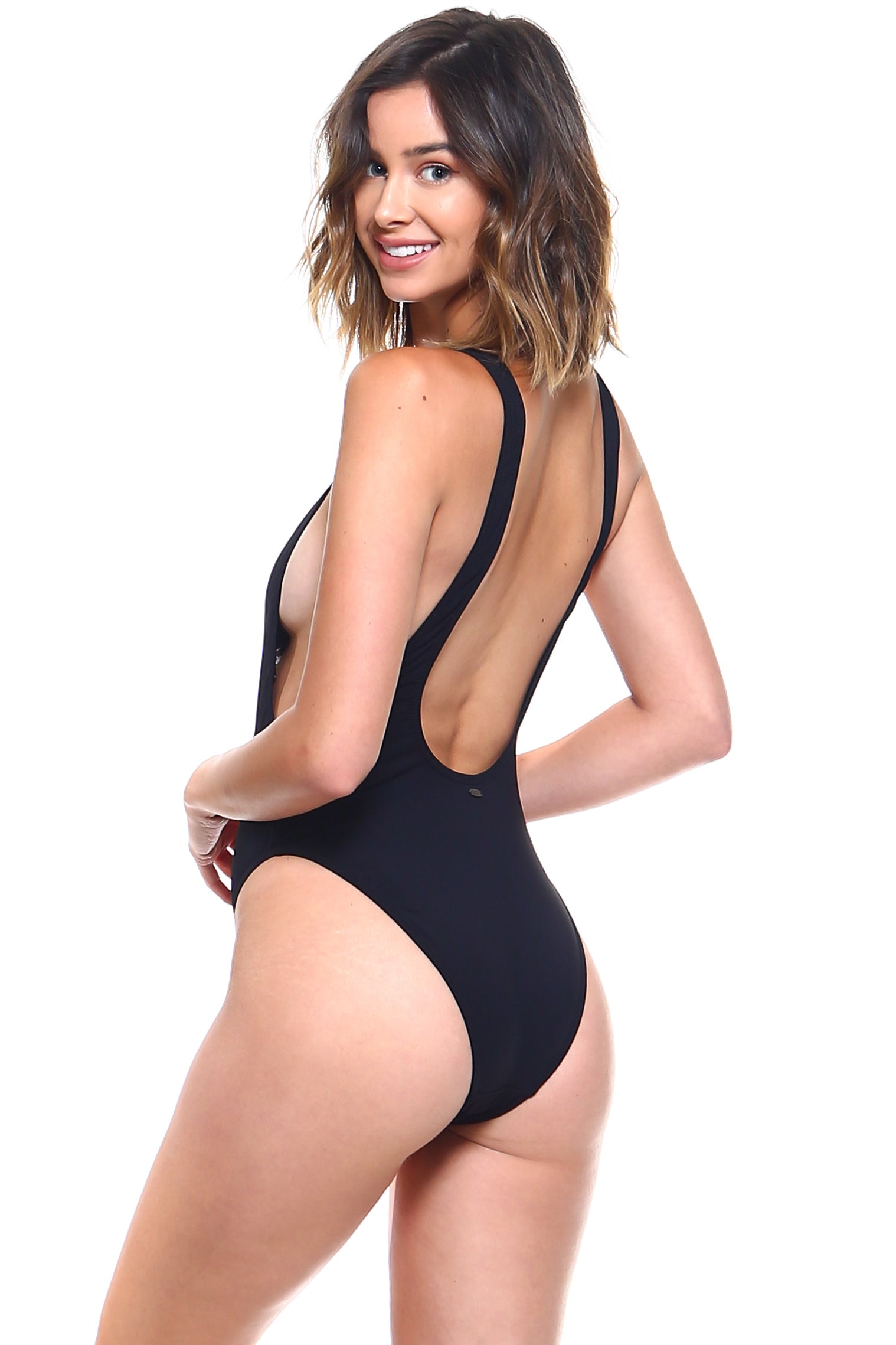 Beach Babe One-Piece Swimsuit