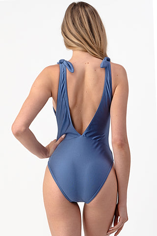 Monika Knot shoulder one-piece