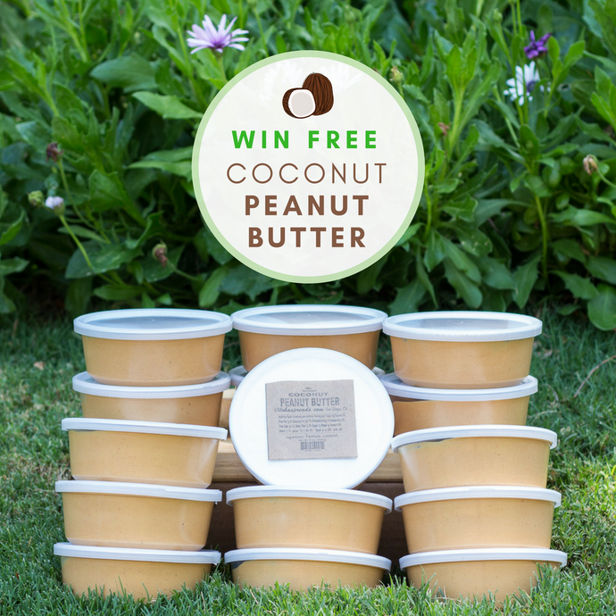 Summer Kickoff Giveaway - Win Free Coconut Peanut Butter!