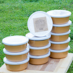 Coconut Peanut Butter Wholesale - 12 Tubs