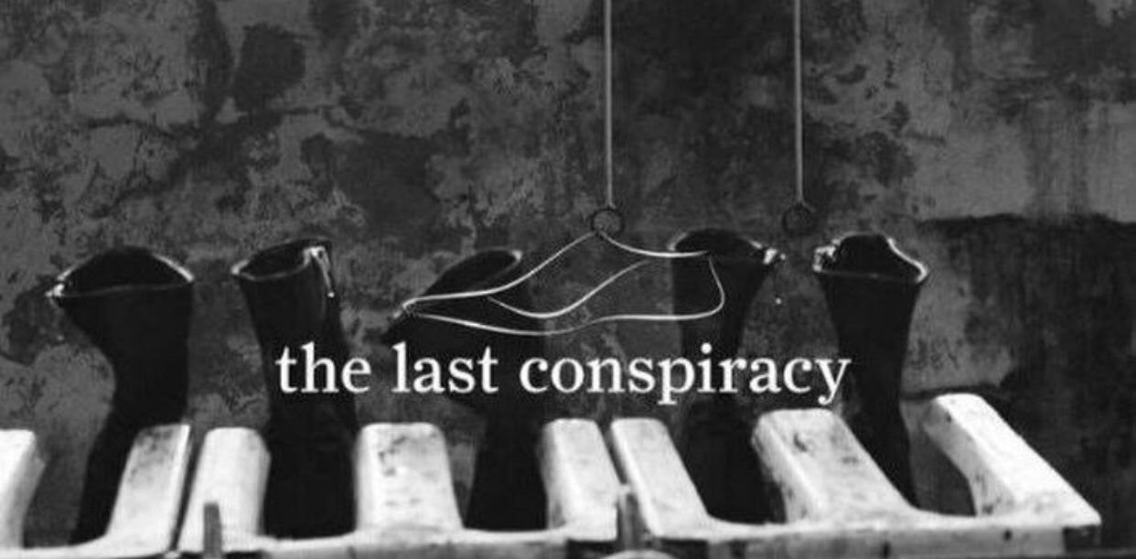 The Last Conspiracy | There is tradition and ingenuity behind of the Footwear Design of the Year award.