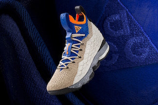 "Another Look at the Nike LeBron 15 ACG ""Mowabb"""