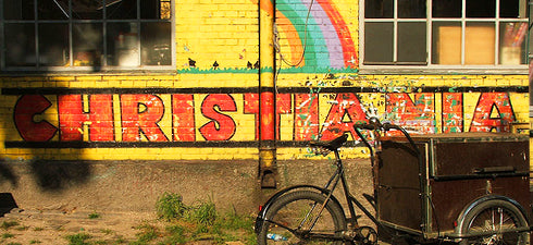 Freetown - CHRISTIANIA -The Last Utopia!